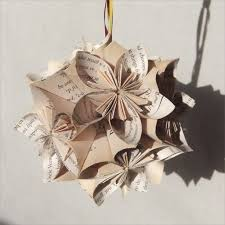 harry potter origami tree ornament aftcra