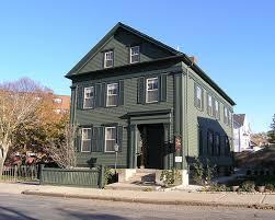 Lizzie Borden Bed And Breakfast Three Spooky Alternatives To Salem The Boston Globe