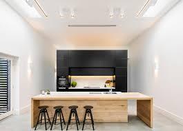 kitchen adelaide hills home by black rabbit est living