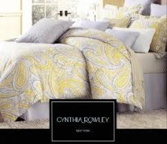 grey paisley bedding foter