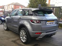 land rover used for sale used 2012 land rover range rover evoque dynamic lux auto for sale