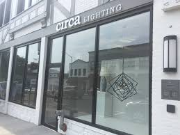 circa lighting opens newest showroom in greenwich greenwichtime