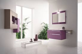 Purple And Gray Home Decor Alluring 10 Purple And Gray Bathroom Decor Design Decoration Of
