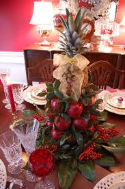 christmas tablescape with lenox holiday and a colonial