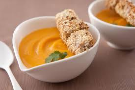 patate douce cuisine crème de patates douces au lait de coco tataki de thon au sésame et