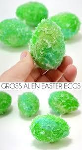 gross alien easter eggs dream a little bigger