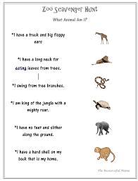 thanksgiving treasure hunt zoo membership u0026 free printables the resourceful mama