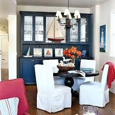 Nautical Dining Room Nautical Dining Room Gallery Navy Dining Room Chairs Best