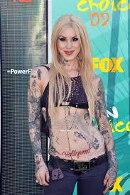 kat von d is most famous and best tattoo artist tattoomagz
