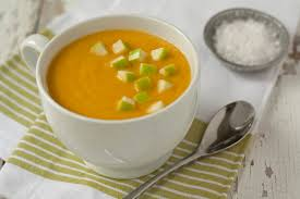 apple and butternut squash soup recipe by natalie lobel