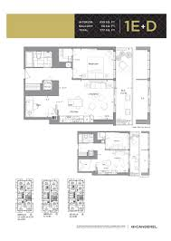 floor plans toronto yc condos by canderel yonge u0026 college toronto