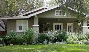 bungalow exterior color schemes toururales