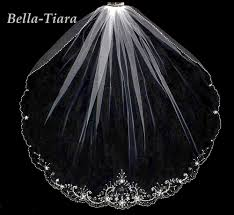 wedding veils for sale dazzle collection swarovski edge wedding veil sale