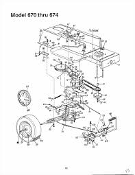 riding lawn mower parts diagram chentodayinfo