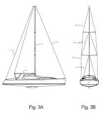 patent us7418911 trailerable sailboat with mast raising method