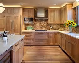 kitchen cabinet design ideas contemporary hickory kitchen cabinets picture ideas furniture
