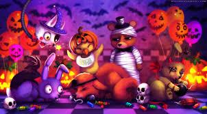 images of happy halloween happy halloween fnaf fanart by neytirix on deviantart