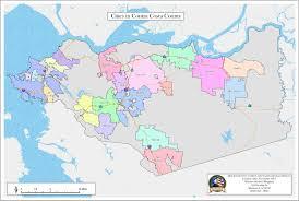 concord california map contra costa county ca elections