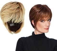 hairdo wigs hairdo wispy cut wig page 1 qvc