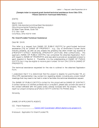 grant cover letter 7 sle cover letter for grant business