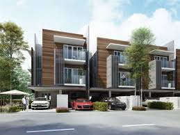 townhouse design luxury houses malaysia google search m1 4 malaysia modern