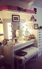 649 best make up vanities stations images on pinterest makeup