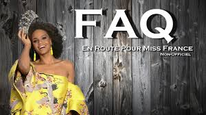 faq page en route pour miss france non officiel youtube