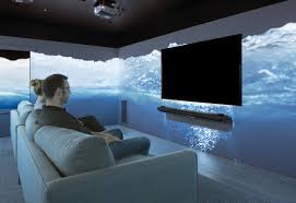 lg u0027s cinema house combines entertainment and comfort