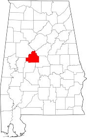 Alabama State Map by File Map Of Alabama Highlighting Bibb County Svg Wikimedia Commons
