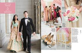 indian weddings in st louis manasi and bill s marriott grand wedding featured in the knot
