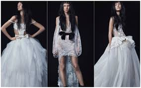 wedding dress collections vera wang fall 2016 wedding dress collection