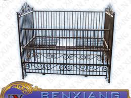 53 wrought iron baby cribs cribs for any style its all about the