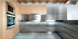 kitchen with stainless steel backsplash inspiration from kitchens with stainless steel stainless steel