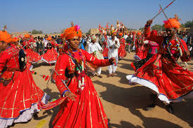 colorful indian cultural tour package