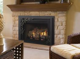 quadra fire qfi30fb gas fireplace insert earth sense energy systems