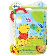 Winnie The Pooh Photo Album Winnie The Pooh Soft Book Disney Baby