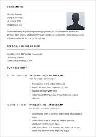 easy resume template free download easy resume format easy resume template cute resume templates free