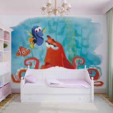 Disney Nursery Bedding Sets by Finding Dory Toddler Bed Set Disney Nemo Wallpaper Mural Toy Box