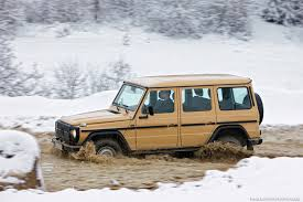 mercedes unveils special edition g class suvs for 30th anniversary