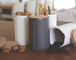 coffee kitchen canisters jar ceramic canister with cork lid ceramic spice jars