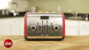 12 Slice Toaster Kitchenaid 4 Slice Manual Toaster Review Cnet