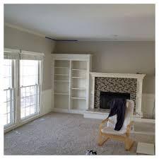 living room after rever pewter u0026 carpet color our home