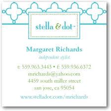 Stella And Dot Business Cards Lookbook Labels S U0026d Designs Stella U0026 Dot Pinterest