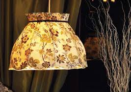 Diy Lamp Shade Diy Chandelier Art Ideas Crafts