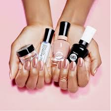 latest nail trend chrome nails the fashionable housewife