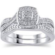 diamond wedding ring sets wedding ring sets