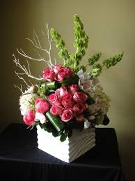 s day floral arrangements 18 roses hydrangea bells of ireland cymbidium orchids