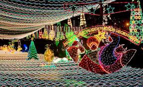 world christmas o holy lights christmas displays from around the world