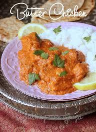cuisine indienne recettes le butter chicken poulet au beurre indien recettes faciles