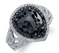 black engagement rings meaning black engagement rings for